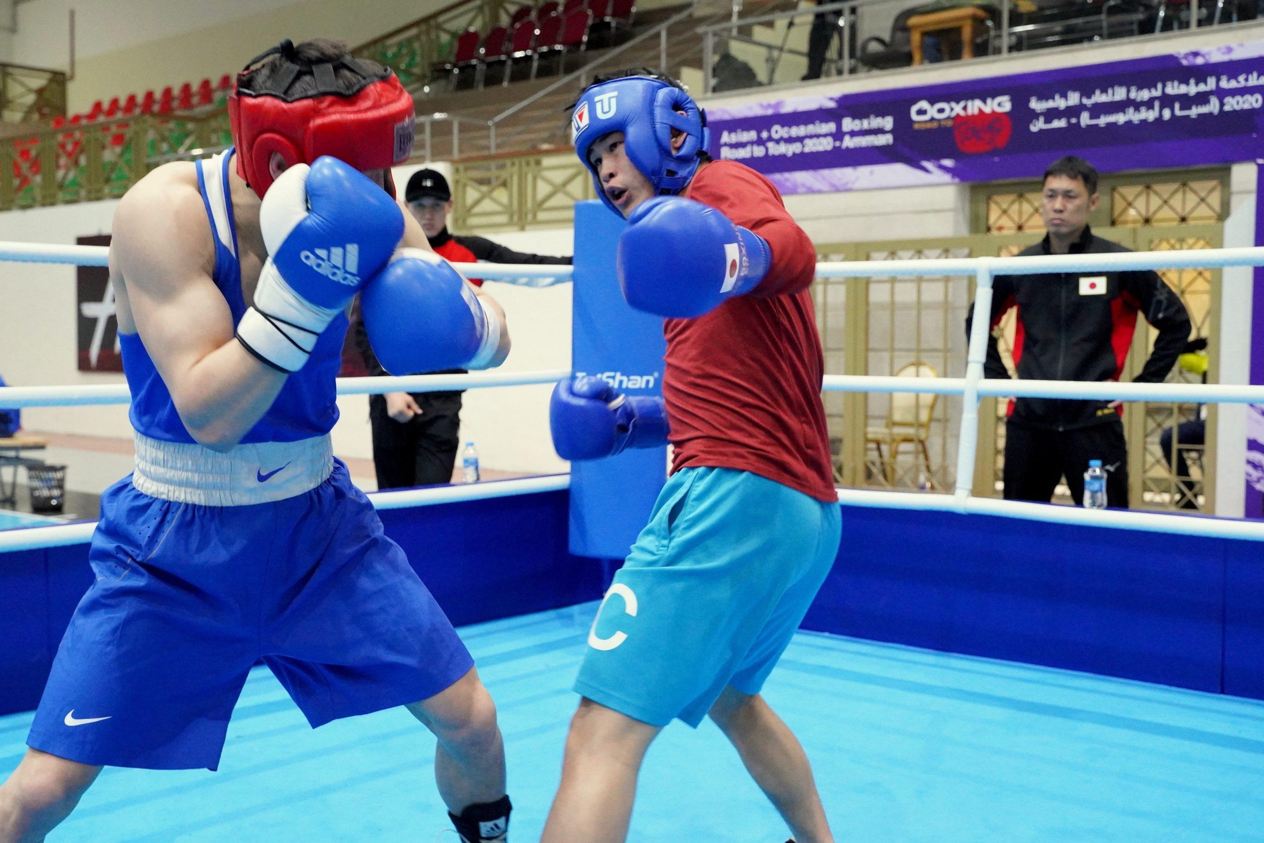 アマチュア ボクシング 連盟